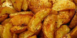 Zorro Potato Wedges